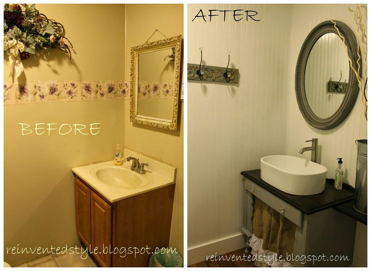 ReInvented Style: project: Sudbeck Service women's restroom Reveal