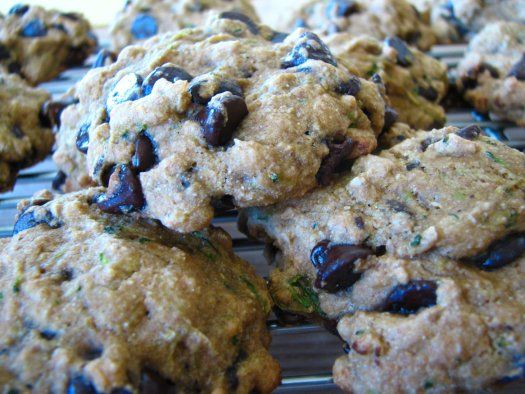 Zucchini Chocolate Chip Cookies Animal Vegetable Miracle