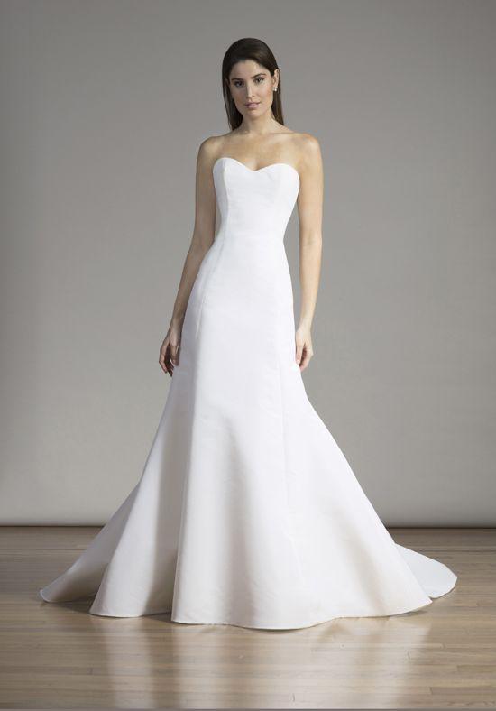 25 Best Silk Wedding Gowns Ideas On Pinterest