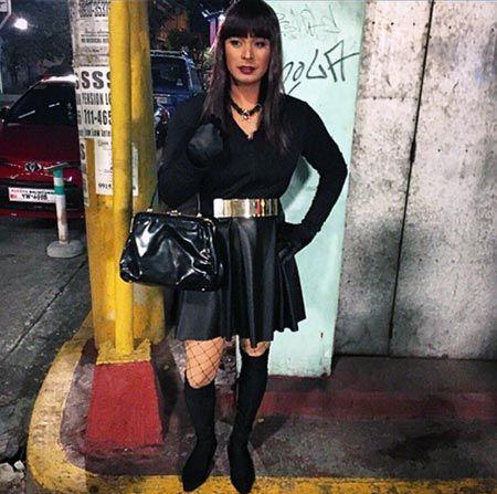 Coco Martin Femulating In Television S Ang Probinsyano