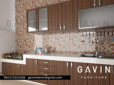 Kitchen set di Pondok Indah kediaman salah satu klien. Terima kasih atas kepercayaan klien kami kepada tim Gavin Furniture, untuk melakukan pembuatan dan pemasangan Kitchen set model minimalis deng...