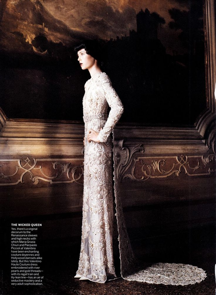 Edie Campbell.VOGUE USA.September 2013US Vogue Dergisi Eylül 2013 Editöryali  Cinderella Masalı