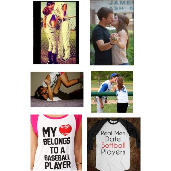 Baseball/Softball Couple