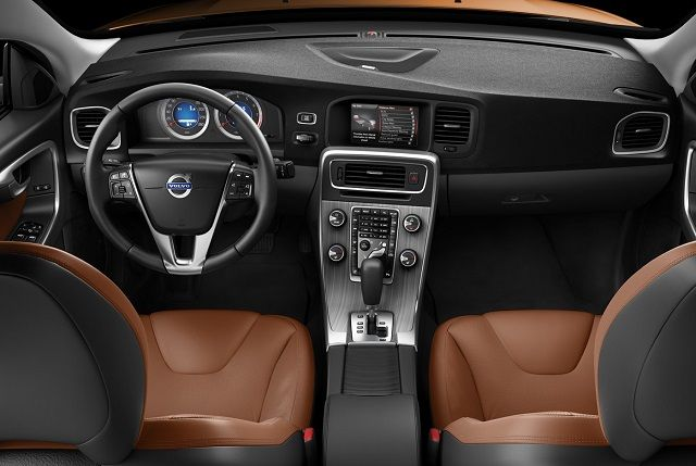 Fresh Volvo S60 2016 Interior