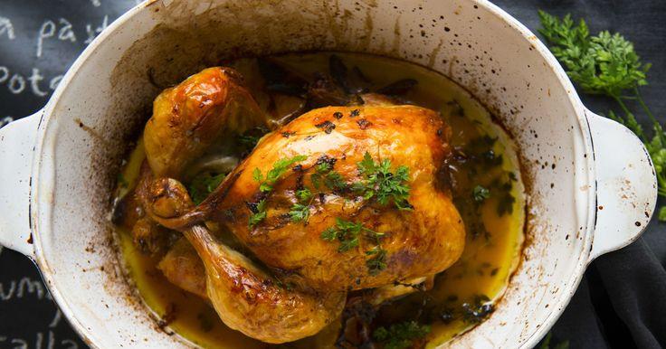 Kyllingoppskriftene som gjør livet bedre