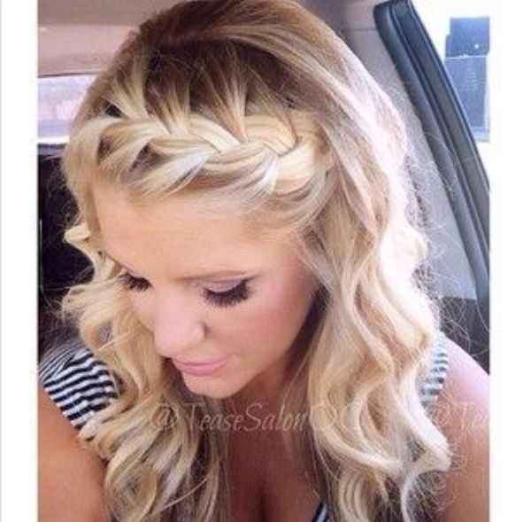 I love doing this to my hair!!