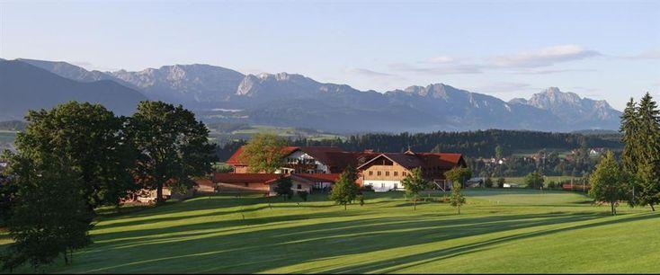 Auf der Gsteig - Allgäu - Hotels in Lechbruck bei Füssen - Ostallgäu