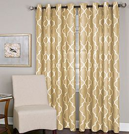 Elrene Window Treatments, Medalia Collection - Fashion Window Treatments - for the home - Macy's