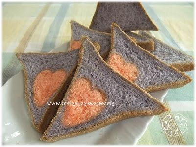 cathy's joy: Hidden Heart Bread