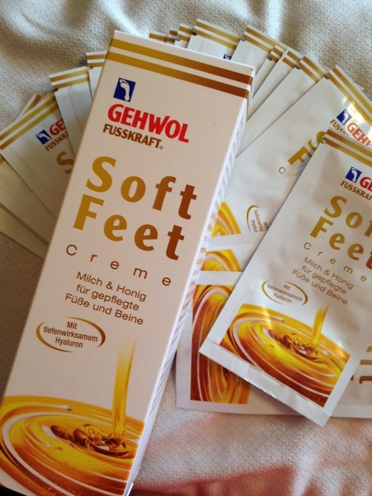 Gehwohl Soft Feet Creme im Härtetest
