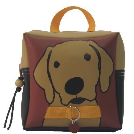 Little Packrats rugzak Hond Milo