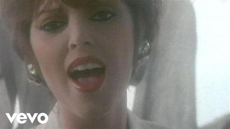 Pat Benatar - We Belong. Because sometimes, you just need to hear a 33-year-old song that still rocks.