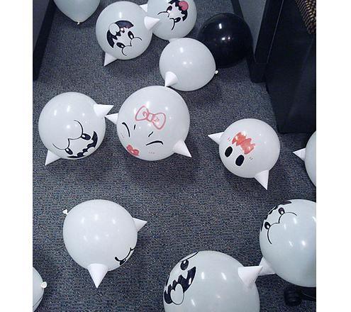 Mario themed birthday idea