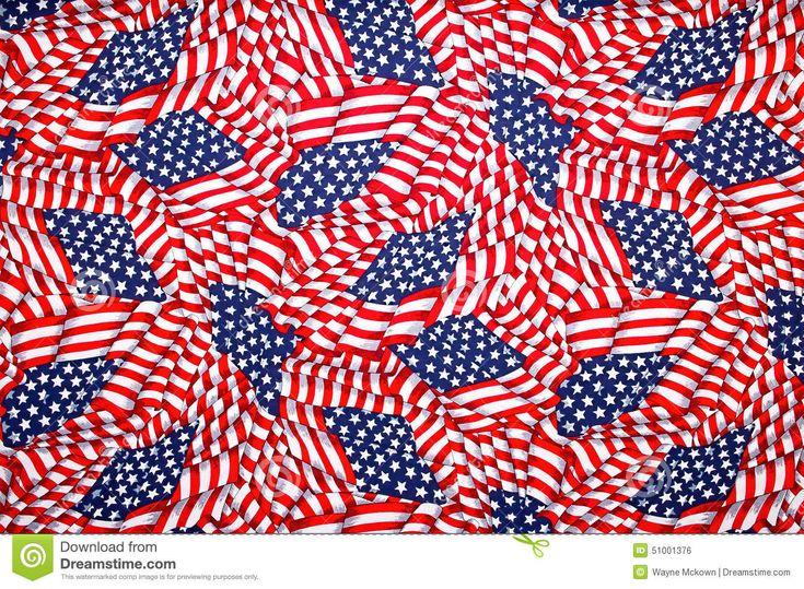 Fundo Da Bandeira Americana, Bandeira Dos Estados Unidos Foto de Stock - Imagem: 51001376