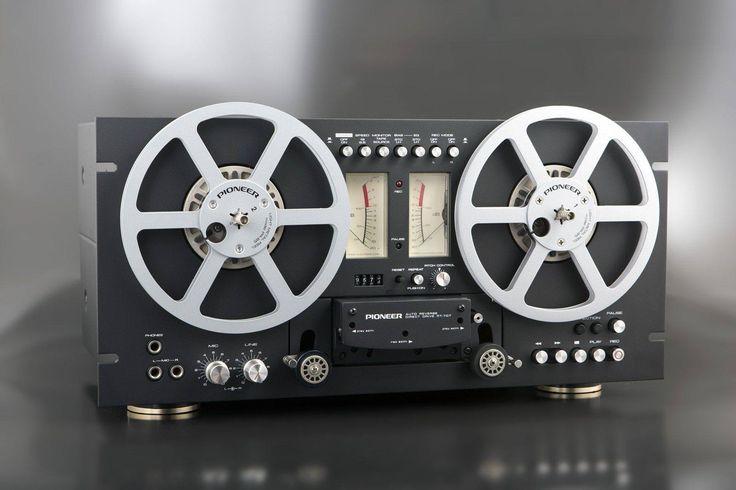 Pioneer RT 707 - www.remix-numerisation.fr - Rendez vos souvenirs durables…