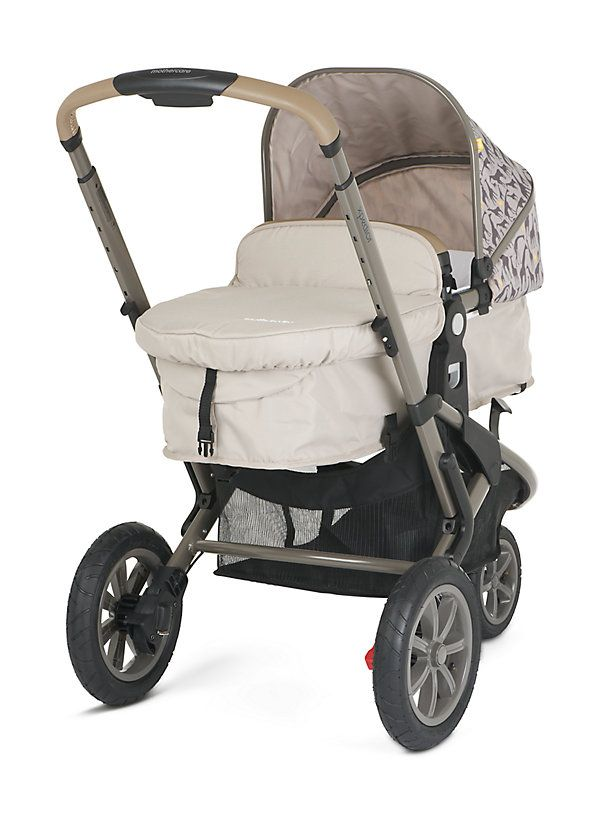 Mothercare Xpedior Pram and Pushchair Travel System - Tusk Special Edition [D1067] - £126.00 :