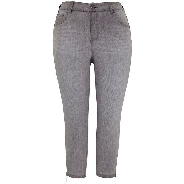 1000  ideas about Grey Jeans Womens on Pinterest | Crop top hoodie