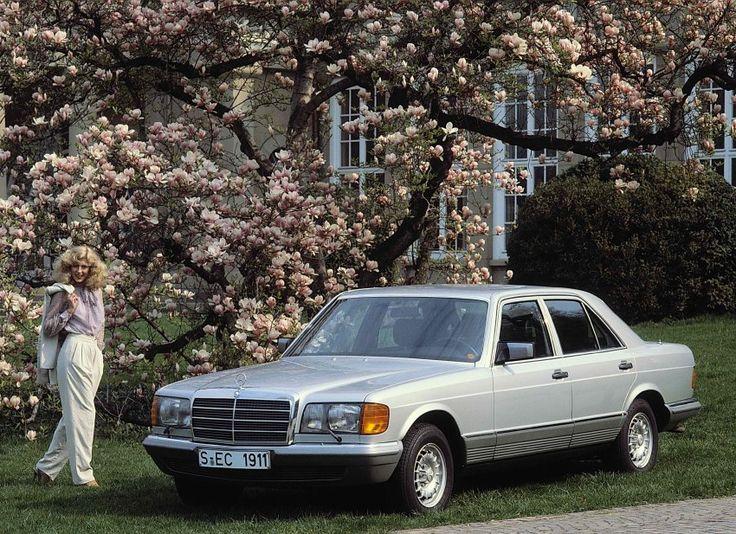Mercedes Benz W126 (MB Advertising)