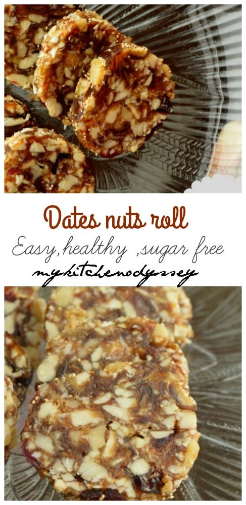 Looking for healthy kids snack or energy bar? Dates roll fits in this category.There are the reasons you are going to love this snack. sugar free has nuts and its very easy.
