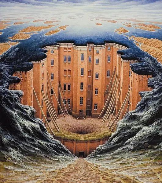 Ο Λαβύρινθος (Jorge Luis Borges, El laberinto)