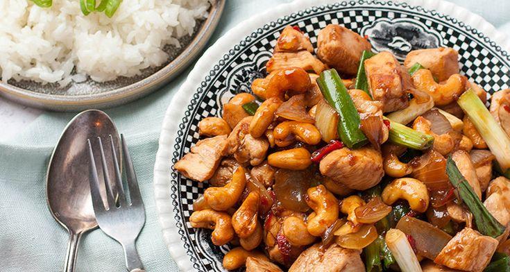 Kip+cashew+uit+Reishonger