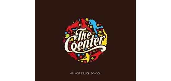 The Center Logo Design Inspiration