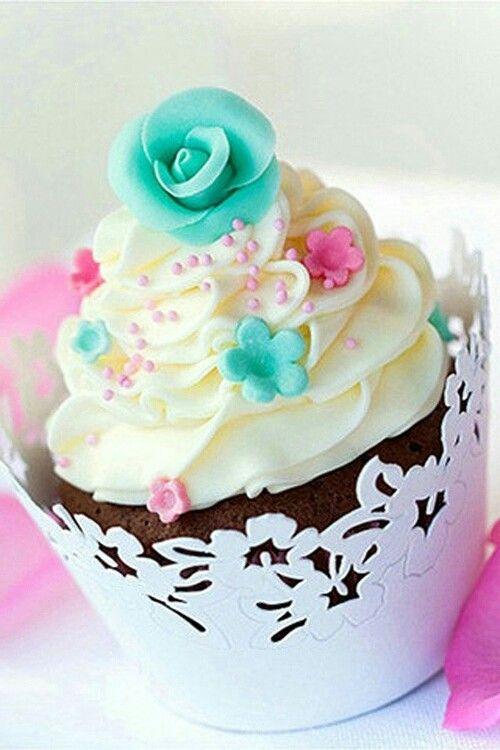 Cute girly cupcake food