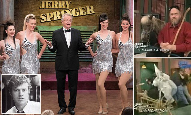 Jerry Springer weighs in on Donald Trump and the Republican debate