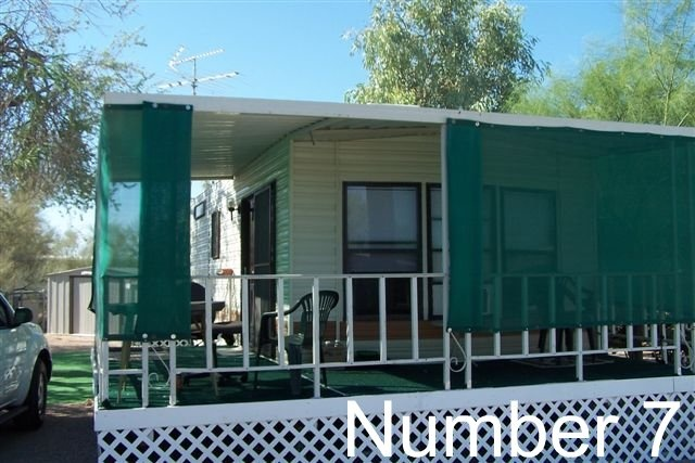 Wrap Around Rv Porch Build In U Shape And Just Pull In