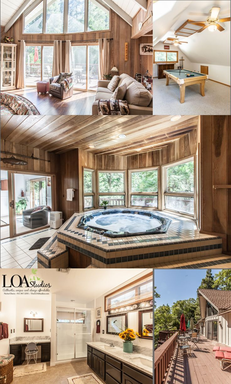 Take a look at this home in Lake Arrowhead! Walking distance to the village, garage and surrounded by forest. If you are looking to buy up here in this resort town, take a tour of this home!