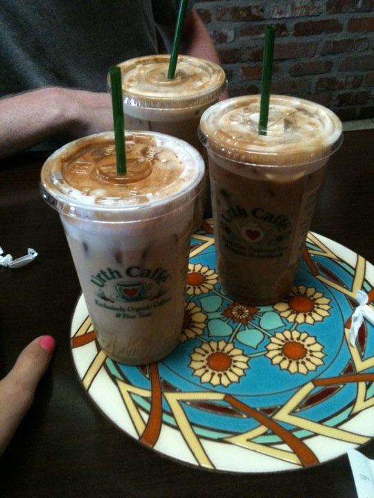Urth Caffe Spanish Latte