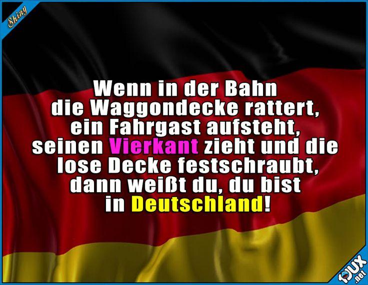 Allzeit bereit! :) #TypischDeutsch #letmefixthat #Deutschland #lustig #Humor