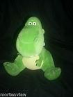 Plush Rex, $16.99 on eBay.Plush Rex