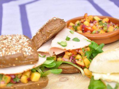 Broodje zomer | Lekker Tafelen