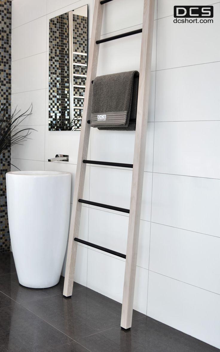 Dcs Wooden Ladder Heated Towel Rail Www Dcshort Com
