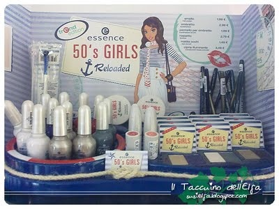 essence trend edition 50's girls reloaded, 2011
