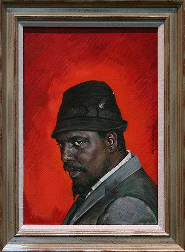 Thelonious Sphere Monk | by cliff1066™
