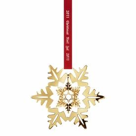Georg Jensen Christmas ornaments.