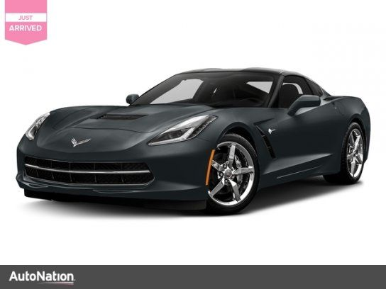 Coupe 2017 Chevrolet Corvette Grand Sport Coupe With 2 Door In