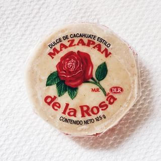 So what is it? It's a small disk that's made of sugar, peanuts, and artificial flavors. That's about it. | De La Rosa Mazapan Is The Mexican Candy You Need In Your Life