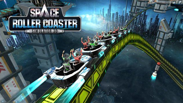 Roller Coaster Simulator Space(Mod All Unlocked) Is Simulation GAME . Download Roller Coaster Simulator Space(Mod All Unlocked) Apk With Direct Link!