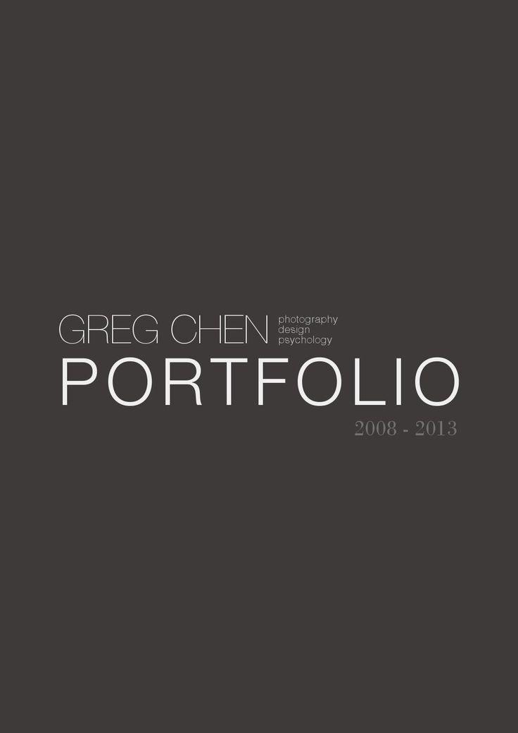 Design Portfolio Ideas custom bamboo portfolio book with logo cut out Greg Chen Design Portfolio 2013
