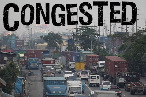 SLIDESHOW: Congested | ABS-CBN News
