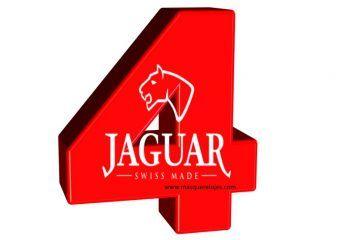 Déjate enamorar por el corazón suizo de estos 4 Relojes Jaguar http://blgs.co/jw2jby