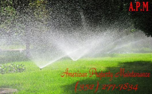 American Property Maintenance has been serving Sprinkler repair 34610 for over…