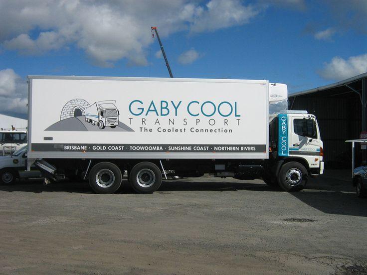 Image Gallery  - Vehicle Signage
