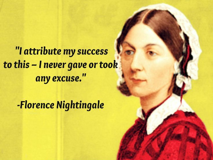Inspirational Florence Nightingale Quotes For Nurses: http://www.nursebuff.com/2014/01/florence-nightingale-quotes/