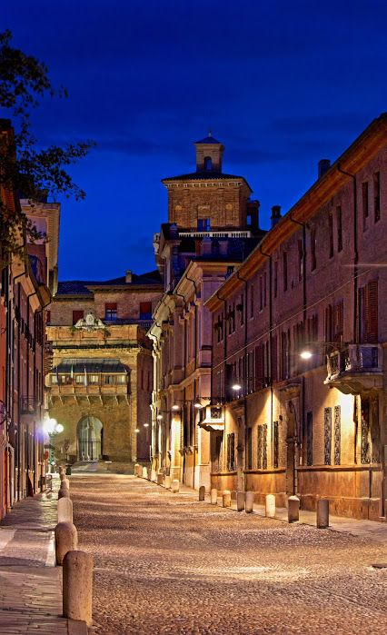 Ferrara, city and commune in Emilia-Romagna, northern Italy, capital city of the Province of Ferrara.