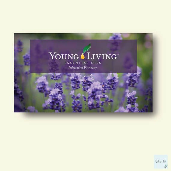 The 25 best Young living business cards ideas on Pinterest