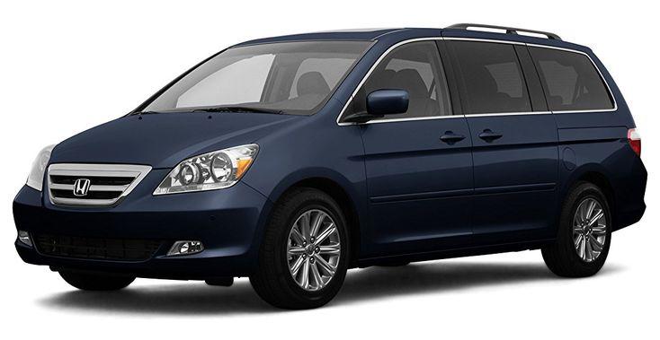 Marshall Field's Company: 2007 Honda Odyssey Touring